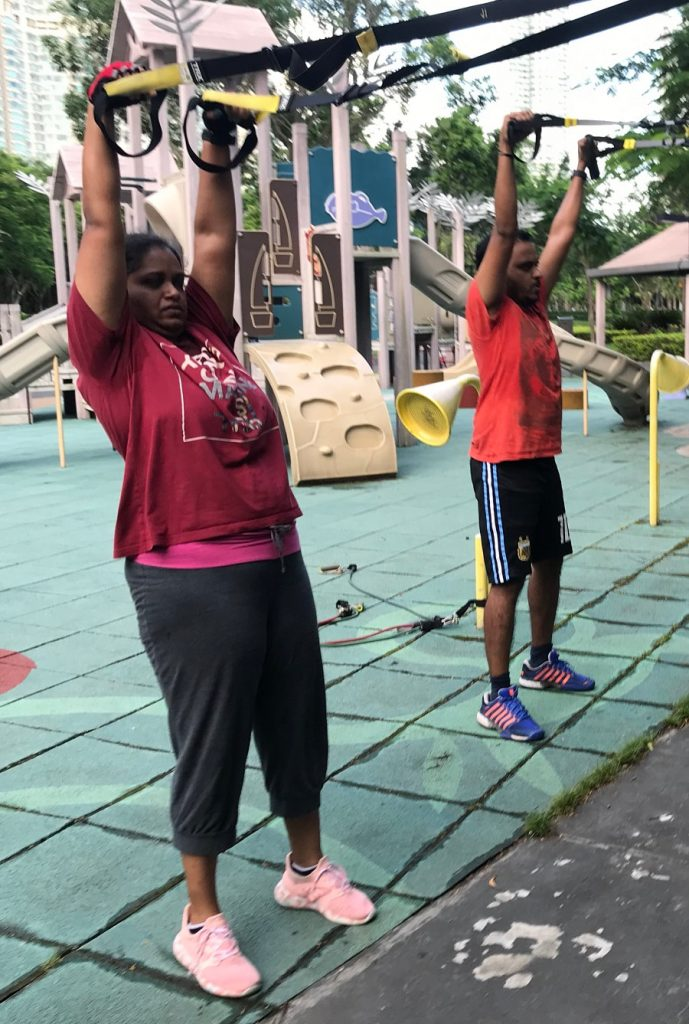 About Fitness in motion