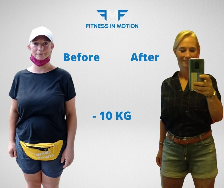 Thebe Weight Loss